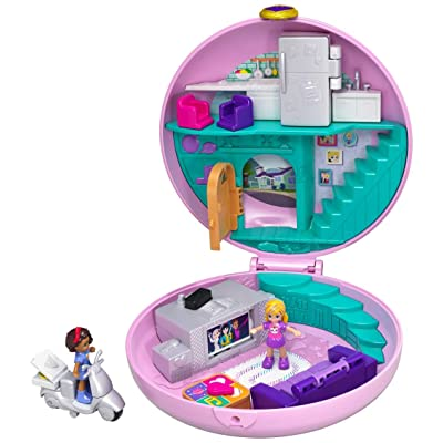 Polly Pocket Donut Pajama Party: Toys & Games