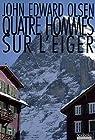 Quatre hommes sur l'Eiger par Olsen