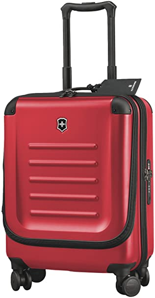 73ab9b80f Victorinox Luggage Spectra 2.0 Dual-Access Global Carry-On, Red, One Size