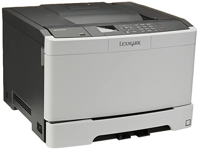 Amazon.com: Lexmark CS410DN impresora láser a color: Office ...