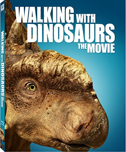 Walking with Dinosaurs: The Movie Blu-ray w/ Family Icons Oring