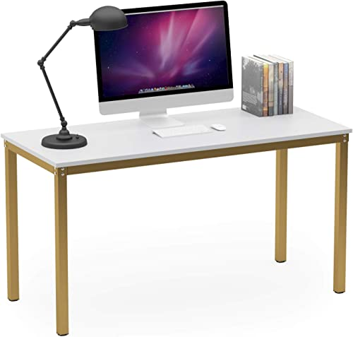 Teraves Computer Desk/Dining Table Office Desk Sturdy Writing Workstation