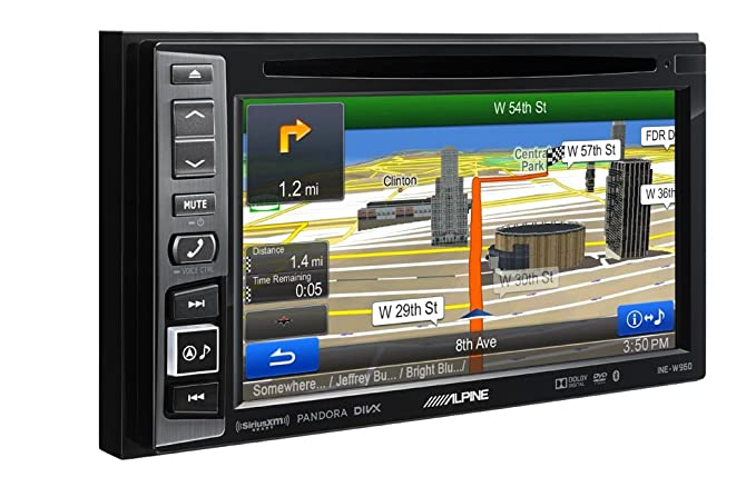 alpine stereo with backup cameras and navigation wiring schematic