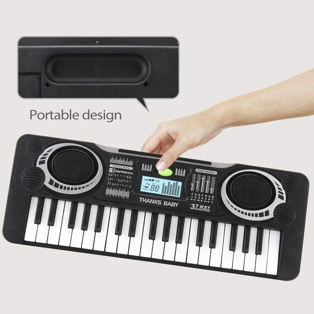 pedkit Teclado Musical, órgano electrónico portátil, Piano ...