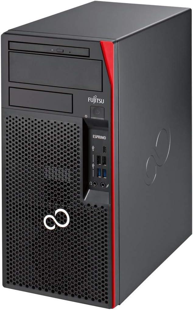 Fujitsu ESPRIMO P558 2.8GHz i5-8400 Micro Torre 8ª generación de procesadores Intel® Core i5 Negro PC ESPRIMO P558, 2,8 GHz, 8ª generación de procesadores Intel® Core i5, 8 GB,