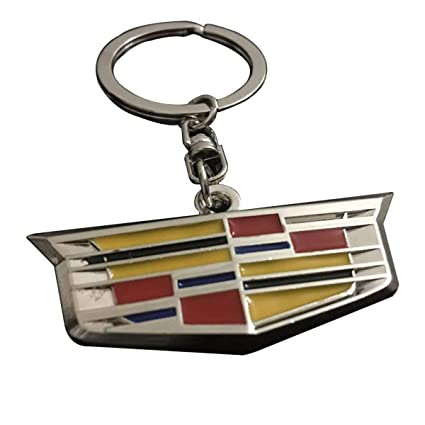 Kurphy para Cadillac Llavero del Coche Diseño del Coche Llavero ...