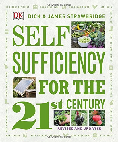 Self Sufficiency for the 21st Century, Revised & Updated (Easy Diy Halloween Recipes)