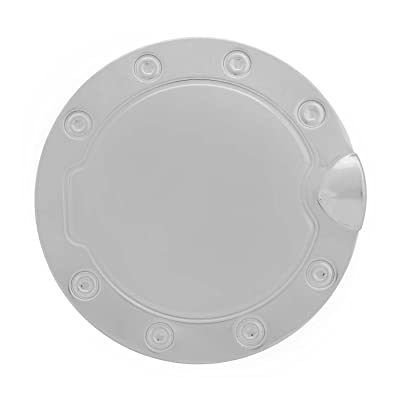Bully SDG-104 Stainless Steel Fuel Door Cover: Automotive