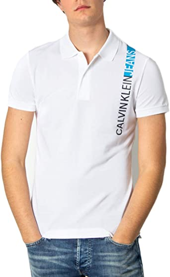 Calvin Klein Jeans Polo Hombre: Amazon.es: Ropa y accesorios