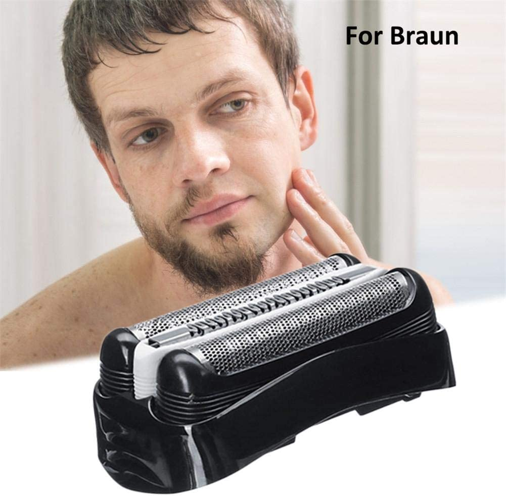 Courti Para Cabezales De Repuesto para Afeitadora Braun, Accesorios para Cortador De Piezas De Afeitadora De ...