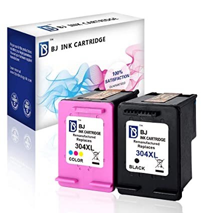 BJ - Cartuchos de Tinta remanufacturados HP 304XL 304 XL de ...