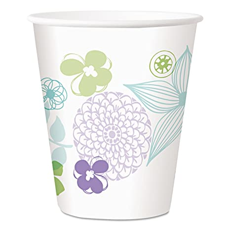 Dixie 24588 Not Not Available Cold Cups, 12 oz, White, 300 Count