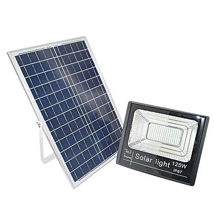 Amazon.com: SZYOUMY Solar Powered Street Flood Light ...