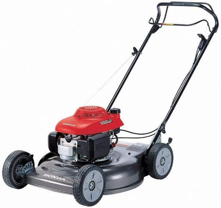 Honda HRS216PKA 21 160cc Push Lawn Mower w// Side Discharge