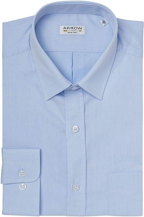 Arrow - Camisa de algodón para mujer, color azul azul celeste ...