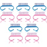 Generic New Pro Nail Scrub Brushes 10 pcs
