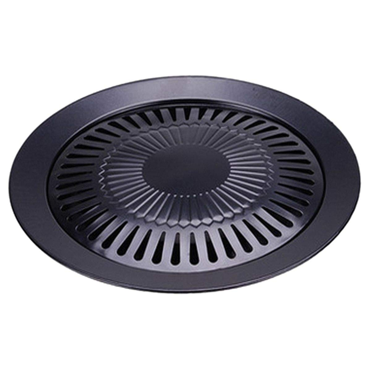 Bbq Grills - Non Stick 13 Inch Smokeless Indoor Stovetop Barbecue Bbq Grill Pan Griddle - Weber Pontoon Walmart Sale Small Electric Island Kids Clearance Smoker Parts Portable Boats Char