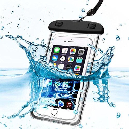 Waterproof Case - IPX8 Universal Durable Underwater Dry Bag ,Snowproof...