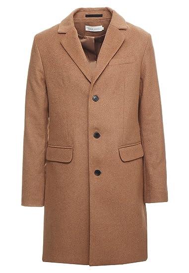 Pier One Cappotto da Uomo Classico per l autunno e l inverno - Giacca 59273decd1c
