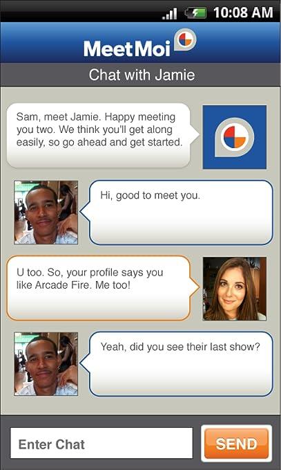 hvordan man sender en besked til en pige på et dating site