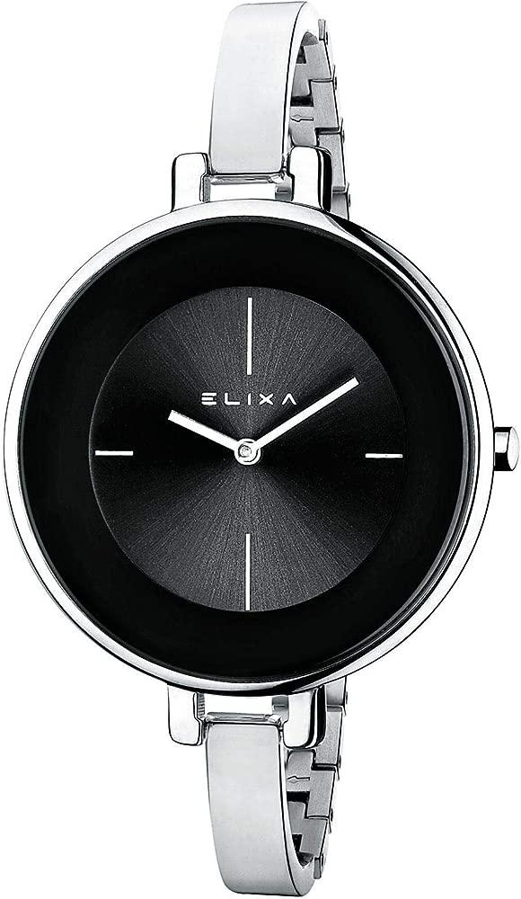 RELOJ ELIXA MUJER E063-L196: Amazon.es: Relojes