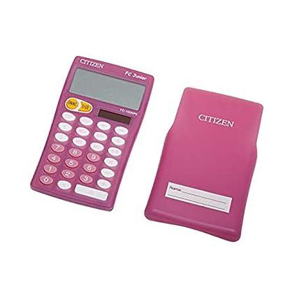 Calculadora de mesa Citizen FC-100 N Junior, calculadora para ...