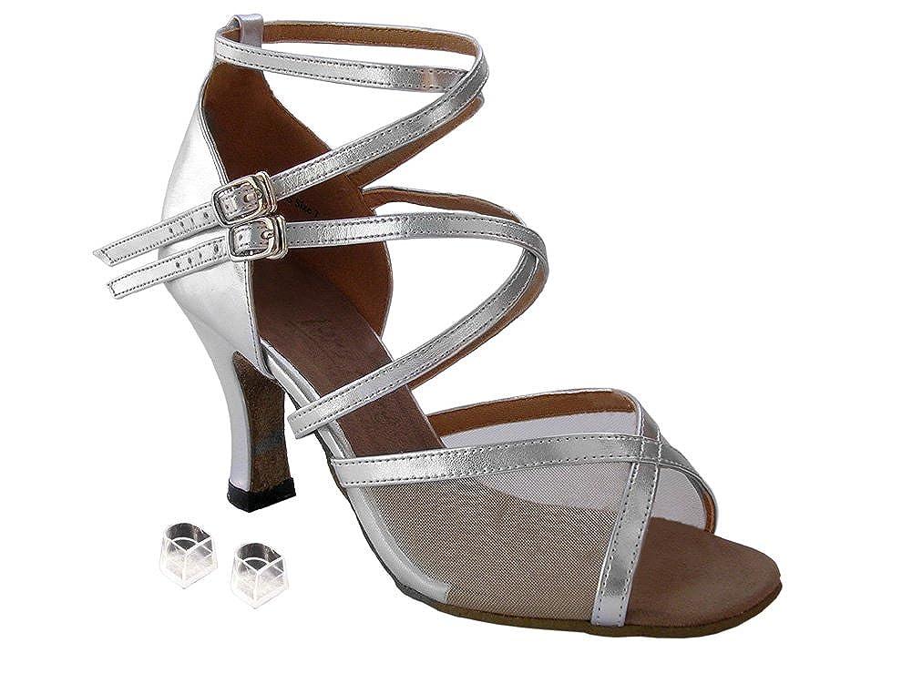Very Fine Ladies Women Ballroom Dance Shoes EK1630 with 2.5 Heel