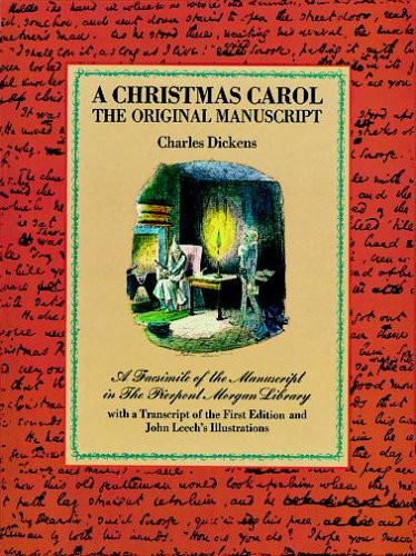 GA XVI - Download A Christmas Carol: The Original Manuscript book