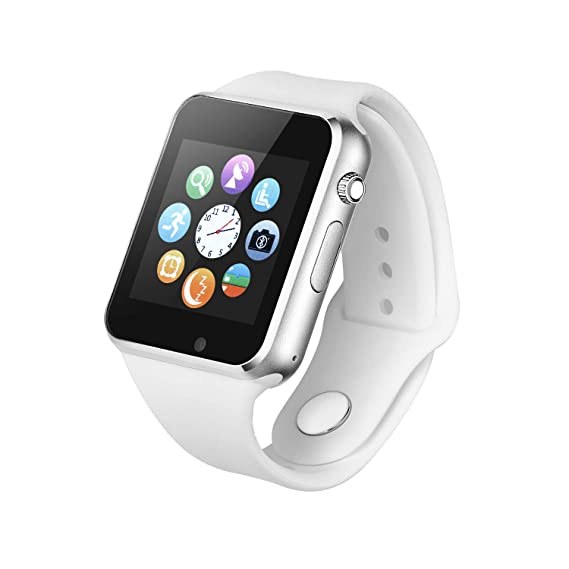 Amazon.com: Smart Watch,Smartwatch Touchscreen with Camera ...
