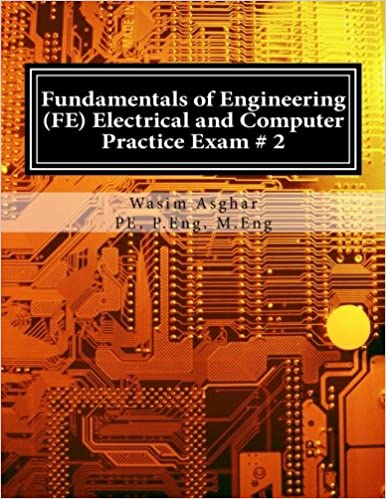 Fundamentals of engineering fe electrical and computer practice fundamentals of engineering fe electrical and computer practice exam 2 full length practice exam containing 110 solved problems based on ncees fe fandeluxe Gallery