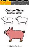 Cartoon Tiere Zeichnen Lernen