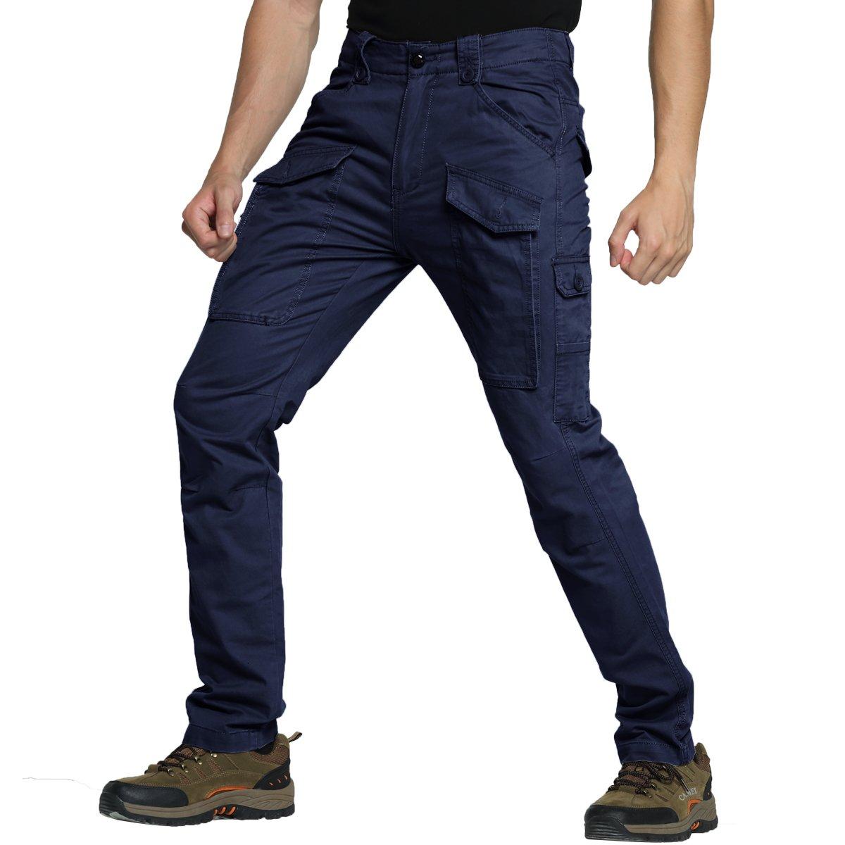 Amazon.com: VAVE Pantalones tácticos de combate para hombre ...