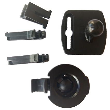 IPOTCH 1 Pieza de Soporte Montaje de GPS Accesorios para Coche Automóvil Duradero - Garmin nuvi