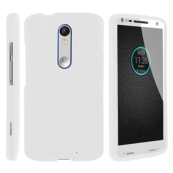 TurtleArmor | Motorola Droid Turbo 2 Case | Moto X Force Case | Kinzie [Slim