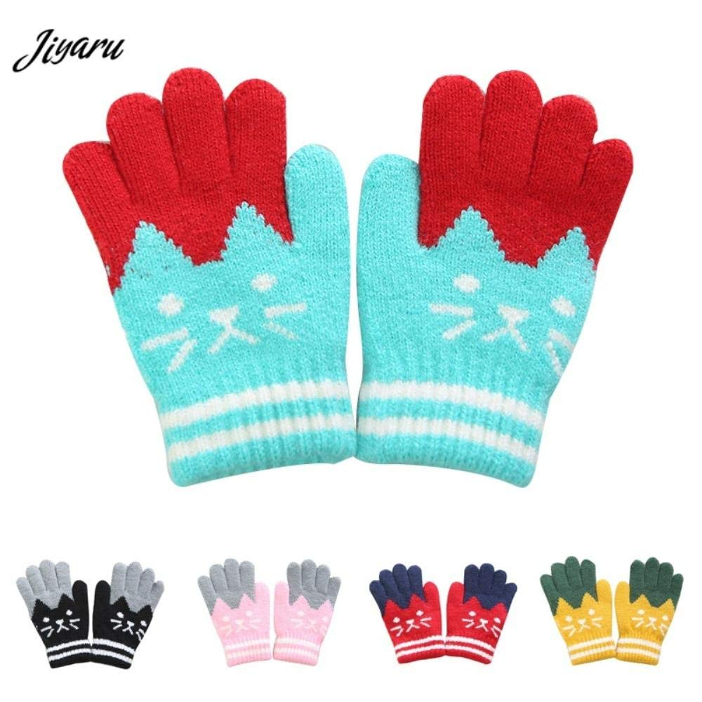 Kids Winter Gloves Baby Stuff for Newborns Baby Toddler Gloves Warm Soft Mittens Children Gloves for Girls Boys