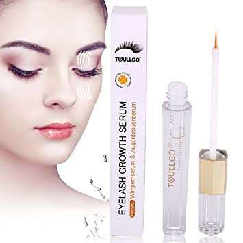 36f279e5dcb Amazon.com: Eyelash Growth Serum, Eyelash Enhancing Serum, Eyebrow Growth  Serum, Eyelash Growth Enhancer and Brow Serum for Long, Luscious Lashes and  ...