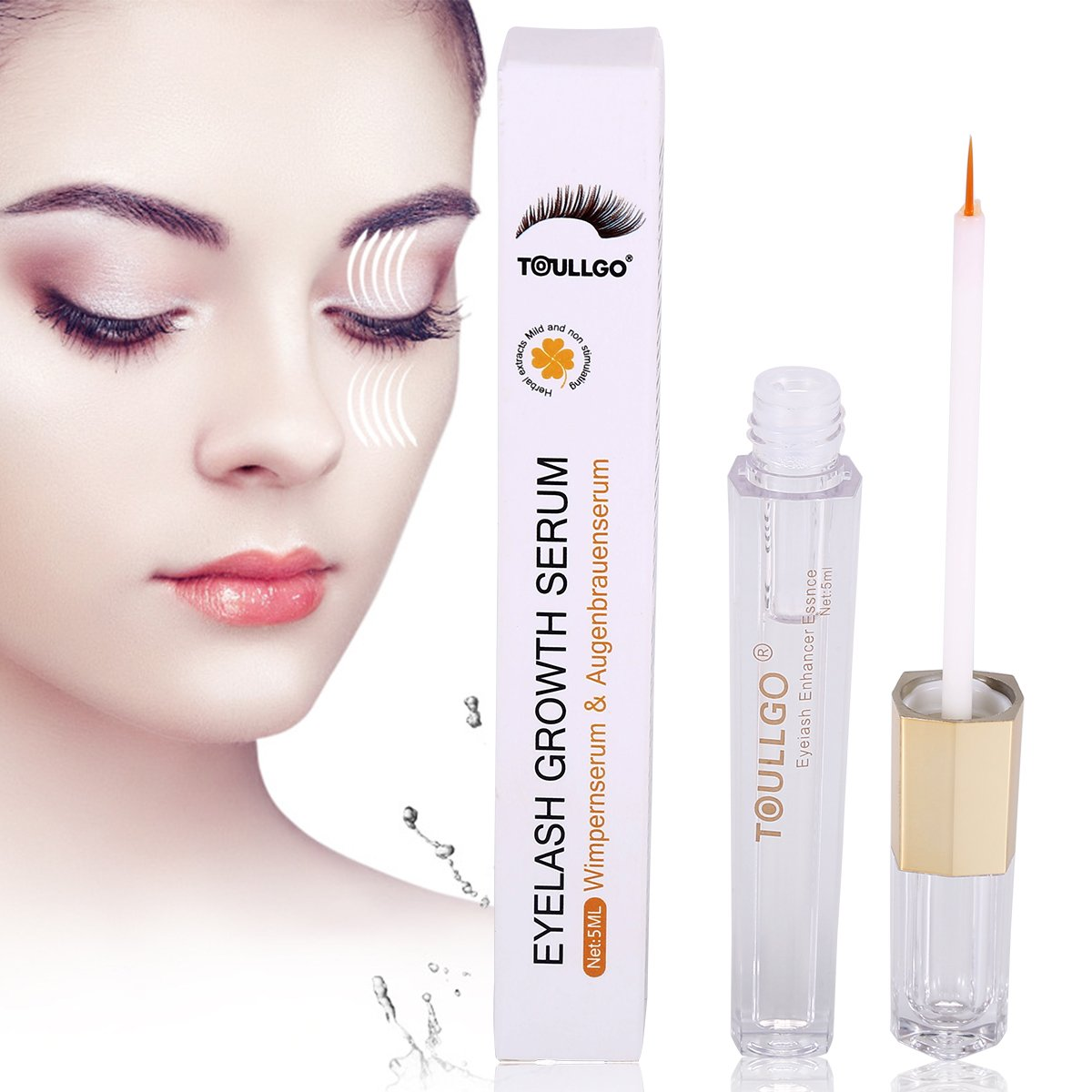 Amazon Eyelash Conditioner Eyelash Growth Serum Eyelash
