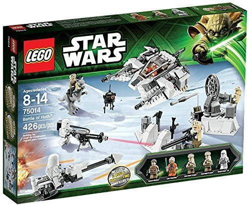 Top 9 Best LEGO Snowspeeder Sets Reviews in 2021 16