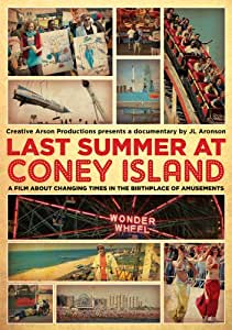Last Summer At Coney Island