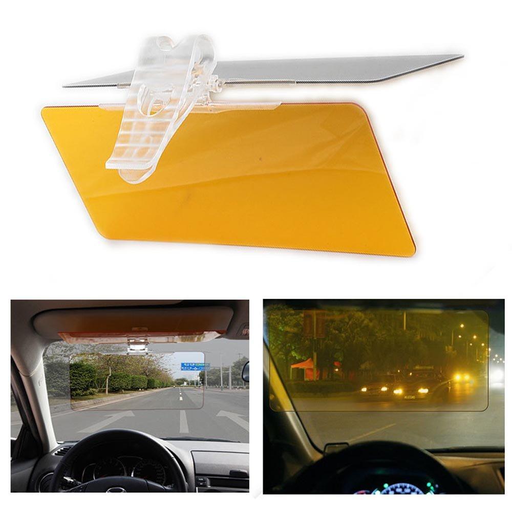 Car Sun Visors Anti-Glare/&Dazzling Goggle Day and Night Vision Driving Sun Visor