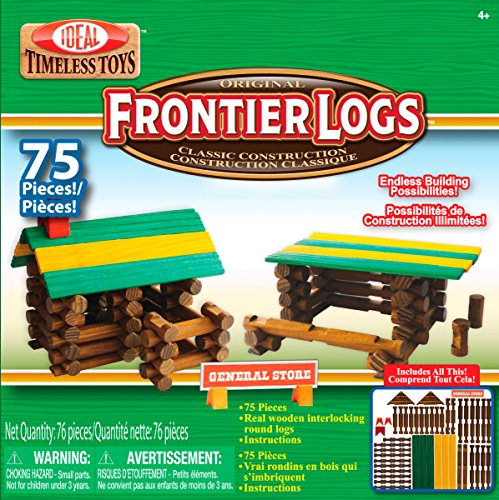 ideal-frontier-logs-75-piece-classic-wood-construction-set
