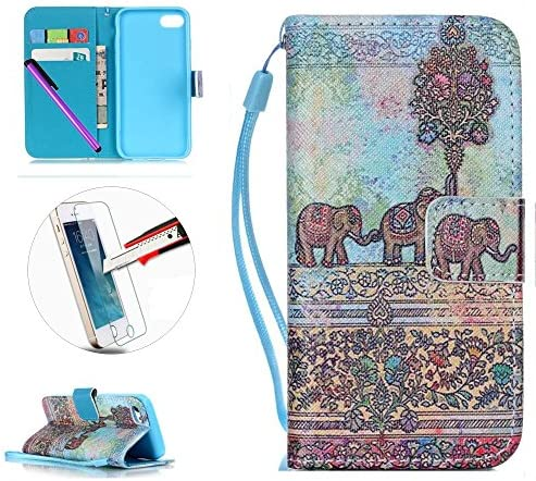 ISADENSER Creative Painted Protective Elephant product image