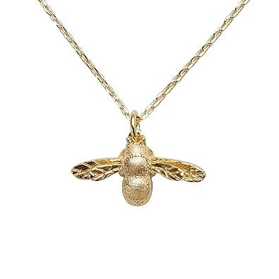 Nikita by niki dainty bumble bee pendant necklace gold amazon nikita by niki dainty bumble bee pendant necklace gold mozeypictures Choice Image