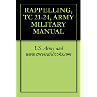 RAPPELLING, TC 21-24, ARMY MILITARY MANUAL