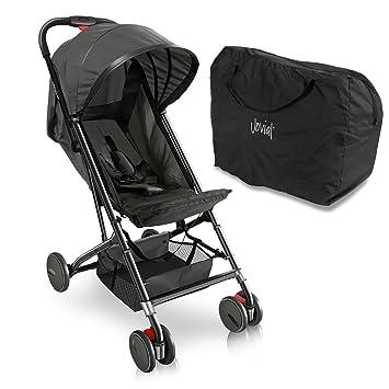 Amazon.com: Cochecito de bebé Jovial, Negro: Baby