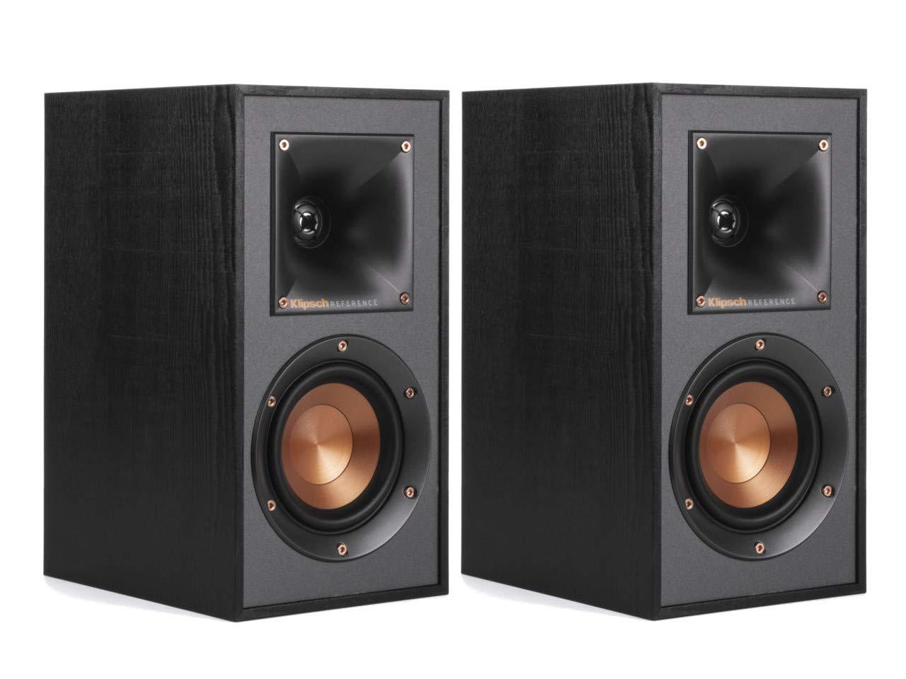 Price per pair Klipsch Reference R-41M Black
