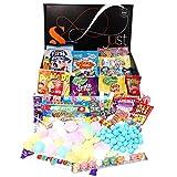 The Best Ever Retro Sweets MEGA Treasure Box (The Original Sweet Shop in a Box!)