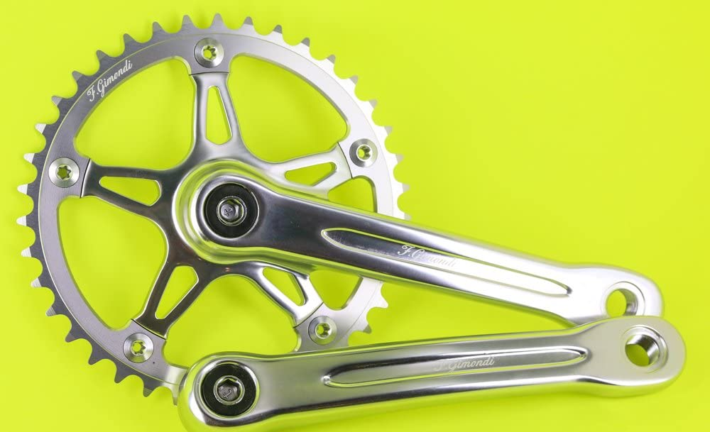 Alloy Fixie Single Speed Chainset Crank Chainwheel Bicycle Fixie Road 3//32/""