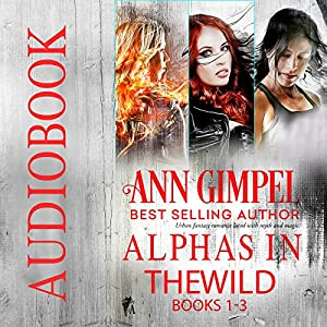 Alphas in the Wild Audiobook