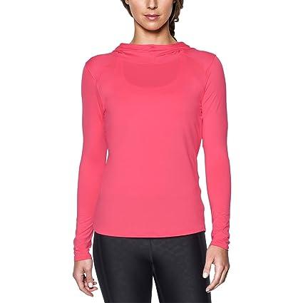 8658d46f Amazon.com: Under Armour Sunblock Hoodie - Women's: Clothing